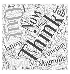 Are You In or Out Word Cloud Concept vector