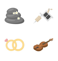 Rest care business and other web icon in cartoon vector