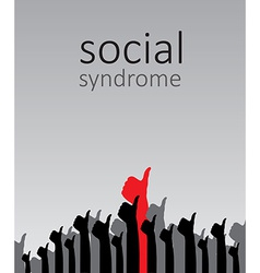Social syndrome vector