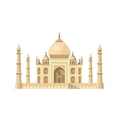 most famous World landmark vector image