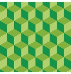 Geometrical square pattern background vector
