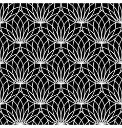 Seamless lacy pattern vector