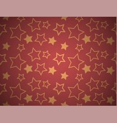 star texture vector image