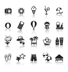 signs tourism travel sports second set vector image vector image