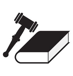 law concept vector image