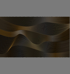 Abstract minimal background with wavy vector
