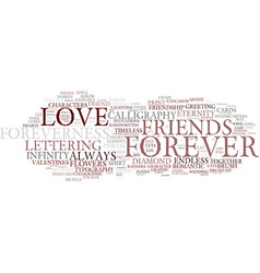 Forgery word cloud concept vector