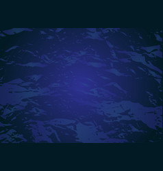 Abstract dark blue fantastic background vector