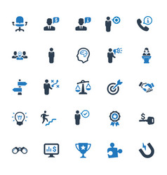 Business icons - set 3 vector