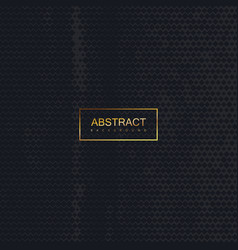 halftone vintage damaged black texture vector image