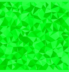 Abstract triangle mosaic background - polygonal vector