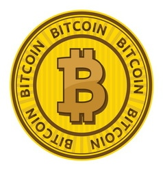 Bitcoin1 resize vector image