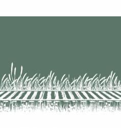 rails vector image vector image