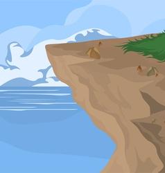Coastal vector