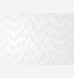 Abstract modern grey lines tech pattern design vector