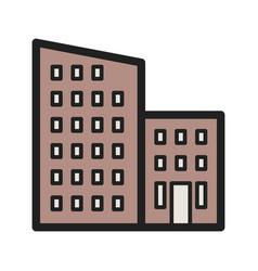 Apartments vector