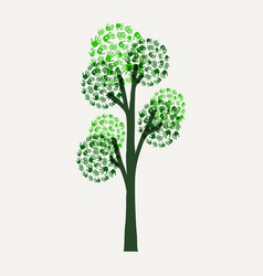 Hand print tree for environment cause vector