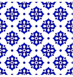 porcelain design vector image
