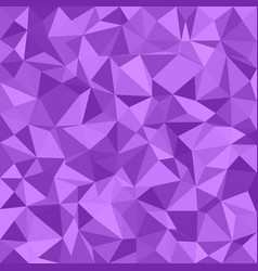 Triangle tiled background - polygonal from vector