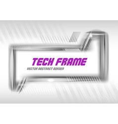 Abstract tech vector