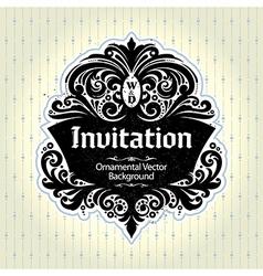 Invitation 01 06 vector