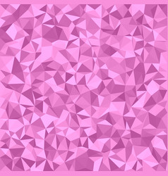 triangle tiled pattern background - polygonal vector image