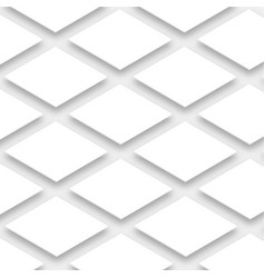 white empty squares cards mockup vector image