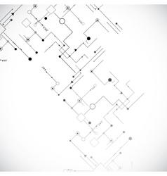 Technology communication concept vector image