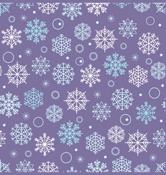 abstract christmas seamless background design vector image vector image