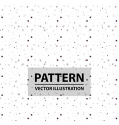 color circle chaotic pattern circle seamless vector image