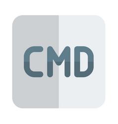 Command function key on macintosh keyboard layout vector