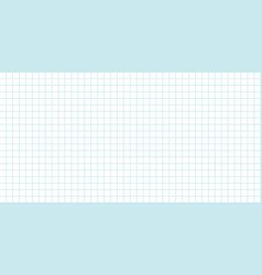 seamless grid background lined sheet paper vector image