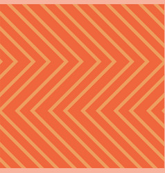 seamless zigzag pattern decorative vector image