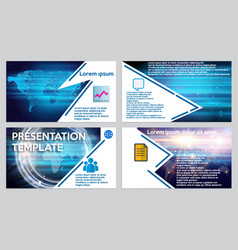 Abstract binder layout white a4 brochure cover vector