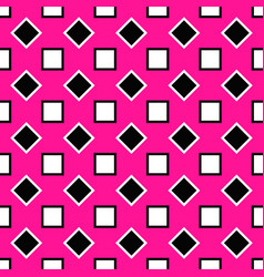 abstract geometrical square pattern background vector image