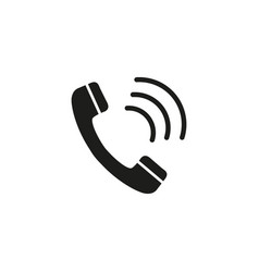 handset of icons vector image