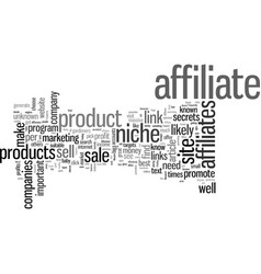 How to generate massive income from affiliates vector