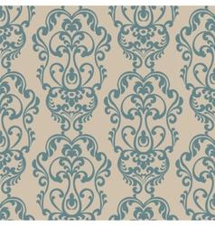 Damask Elegant Royal ornament pattern vector image vector image