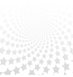 white and grey abstract background vector image vector image
