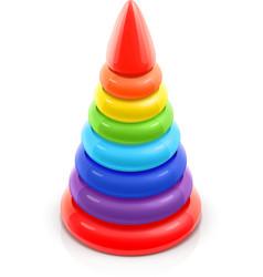 Pyramid toy vector
