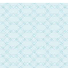 Seamless grid pattern vector image