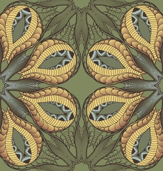 CircularAbstraction07 vector image vector image