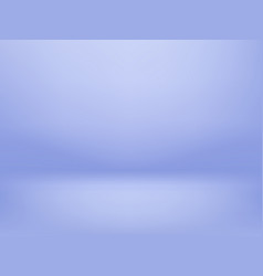 Abstract blue cold gradient background empty vector