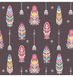 Boho Style Ornament vector