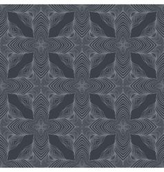 medieval dark grey pattern vector image