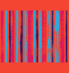 uneven ink hatch vertical lines textile pattern vector image