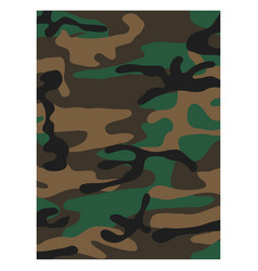 Abstract background camo flag pattern vector