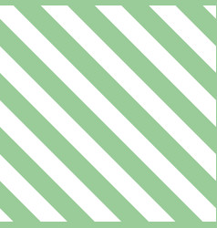 Tile pattern with mint green and white stripes vector