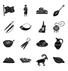 Isolated object heritage and originality icon vector