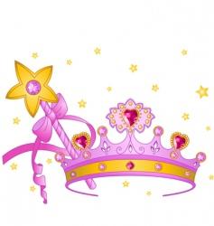 Princess collectibles vector
